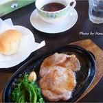 カフェレストラン コルマール - 二度目の訪問のランチ