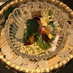 都あけぼの - 前菜~冬化粧~