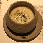都あけぼの - ゴロっと冬野菜 白ネギのスープ