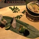 都あけぼの - 魚介の炙り寿司~宝船~