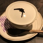 都あけぼの - 銀鱈の西京焼き茶漬け