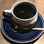 都あけぼの - コーヒー