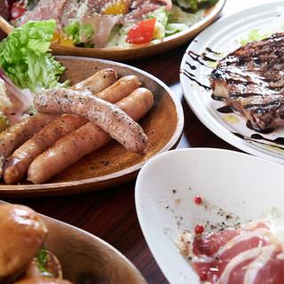 【厳選の肉料理】ビールに合うのはやっぱり満足できるお肉料理!