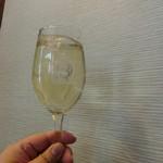 80865154 - 白ワインスパークリング