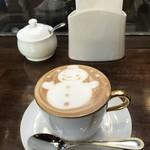 カピアンコーヒー - ☆ モーニングにて♪
