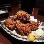 蕎麦・鮮魚 個室居酒屋 へぎ蕎麦 村瀬 - 匠の大山鶏のから揚げ