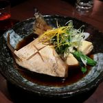 蕎麦・鮮魚 個室居酒屋 へぎ蕎麦 村瀬 - 本日の煮魚は寒鰤!!
