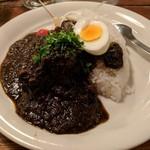 カレー食堂 リトルスパイス - 【2018/2】ブラックカレー