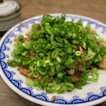 一蘭 - 煮込み焼豚皿(490円)