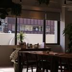 カフェ シードオブライフ -