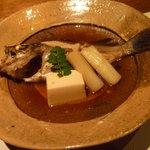 蔵の味 - メバルの煮付け。シンプルな味付けだけど、味わい深い。