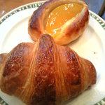 8087247 - クロワッサンは幸せな発酵バターの香り