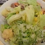 80870948 - ごっつ野菜ラーメン