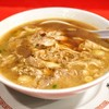 末廣ラーメン本舗 - 料理写真:■中華そば(並)+焼き飯1/2セット 1000円