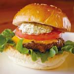 カフェレストラン デュボワ - ハンバーガー