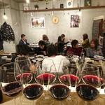 アメ村ワイン食堂 VACA - 2018年2月12日(月祝)ジビエを愉しむ会