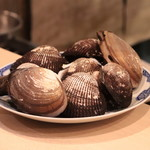 味あら井 - 杵築の蛤
