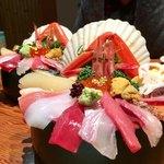 山さん寿司 - 海鮮丼 3,000円