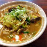 天津楼 - 料理写真:味噌ラーメン