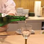 味あら井 - 日本酒:純米大吟醸「まんさくの花」/日の丸醸造