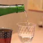 味あら井 - 日本酒:純米大吟醸 中取り喜平治/廣田酒造店