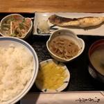 じゃむす - 真鯛の粕漬け定食