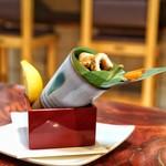 弘寿司 - ☆マンボウの皮