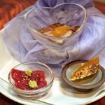 弘寿司 - つまみ3種