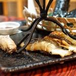 弘寿司 - 穴子、鮑、雲丹の手巻き