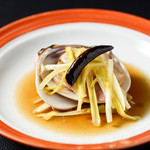 メゾン・ド・ユーロン - 地蛤の辛み煮