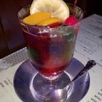 喫茶 ソワレ - ゼリーワイン 750円
