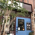 80878671 - 元町通商店街6丁目のカフェです(2018.2.13)