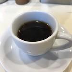カレー専門店 横浜 - 食後のコーヒーが無料