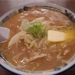 知床料理 一休屋 - 味噌ラーメン