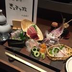 きみまち坂 - 伊東からの鮮魚を中心としたお刺身盛合せ