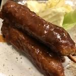 世界の山ちゃん - 味噌串カツ