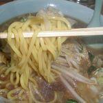 鮎川 - 麺