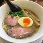 80889847 - 2018/02 こくとん塩ラーメン 750円