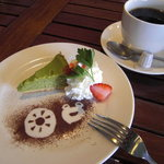 8089593 - デザート・コーヒー