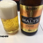 吉野家 - 瓶ビール 410円
