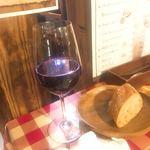 80891275 - 赤ワイングラス