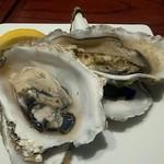 やきとんダイニング BALTON - 蒸し牡蠣
