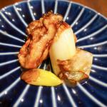 東京チャイニーズ 一凛 - 牡蠣とねぎ