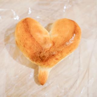 パンデュース - 料理写真:ハートブレッド