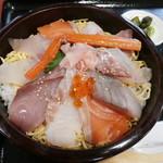 お食事処 かいがん - 海鮮丼