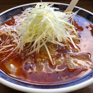 江ざわ - 料理写真:担々麺 800円。