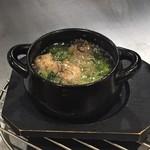 みっちゃん総本店 雅 - 牡蠣のオイル煮(1000円)