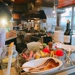 麺や すずらん亭 - 厨房側内観