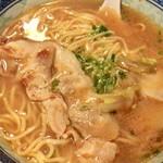酒房 うさぎ - 味噌ラーメン500円