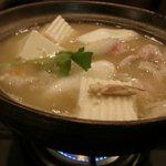 達屋 TAZ-YA - 鯛だしコラーゲン鍋